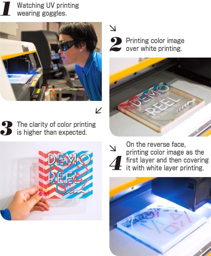 NNNNYxUJF 3042HG UJF 3042HG Meets A Creator UV Print Creation
