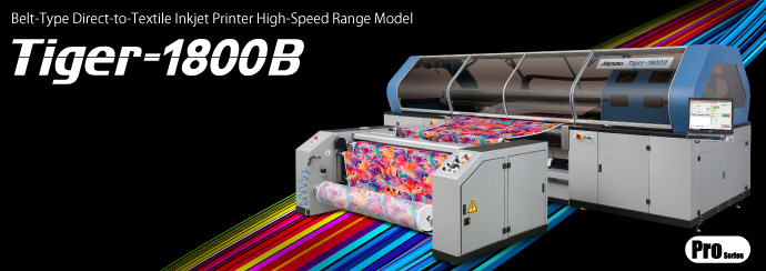 Tiger-1800B | Product | MIMAKI