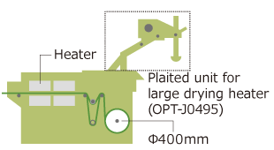 Large drying heater (OPT-J0491)