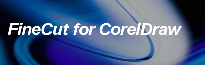 FineCut for CorelDraw | Software | MIMAKI