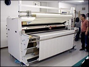 Inkjet printer allowed us for streamlining procedures