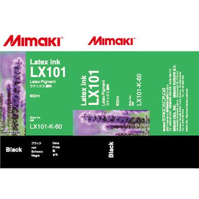 LX101-K-60 LX101 Black