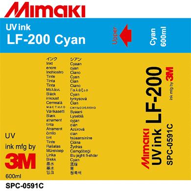 SPC-0591C LF-200 Cyan