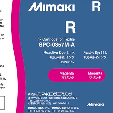 SPC-0357M Reactive dye ink Magenta