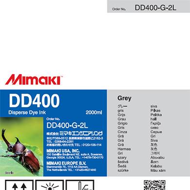 DD400-G-2L DD400 Gray
