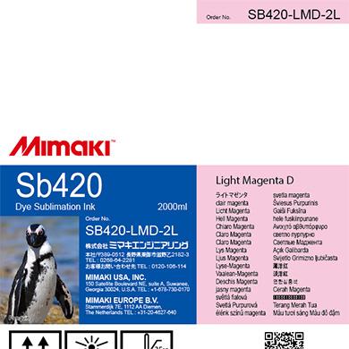 SB420-LMD-2L Sb420 Light Magenta D