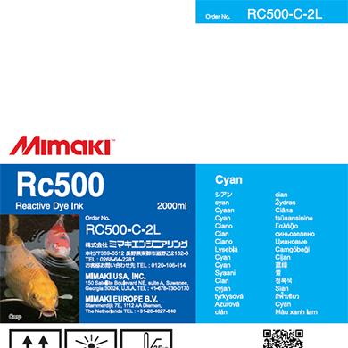 RC500-C-2L Rc500 Cyan