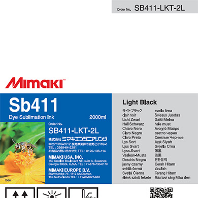 SB411-LKT-2L Sb411 Light Black T
