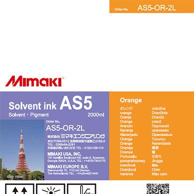 AS5-OR-2L AS5 Orange