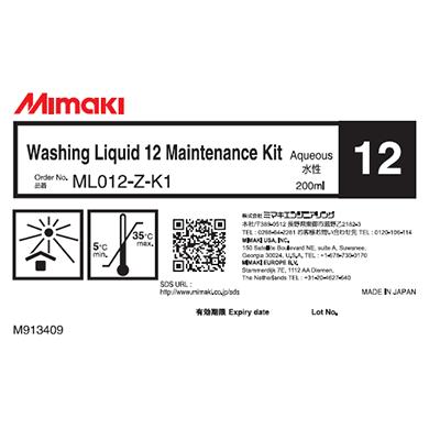 Maintenance liquid | MIMAKI