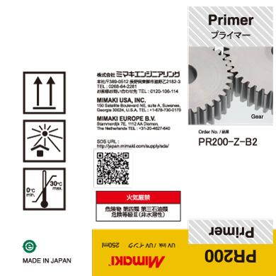 PR200-Z-B2 IJ Primer PR-200 250ml Bottle