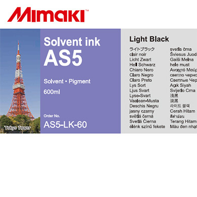AS5-LK-60 AS5 Light Black