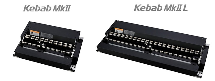 """Kebab MkII"" and ""Kebab MkII L"" product image"