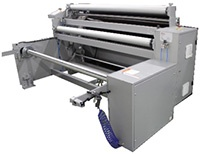 Feeding: Jumbo roll unit (For transfer sublimation model)