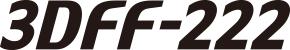 3DFF-222 logo