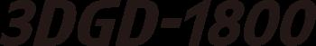 3DGD-1800 logo