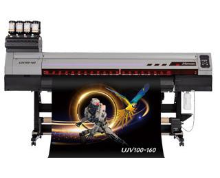 UJV100-160 LED-UV inkjet printer