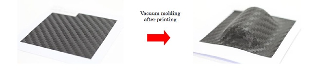 FIG.1: Automotive component sample