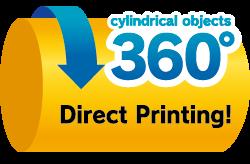 360° Direct UV Printing!