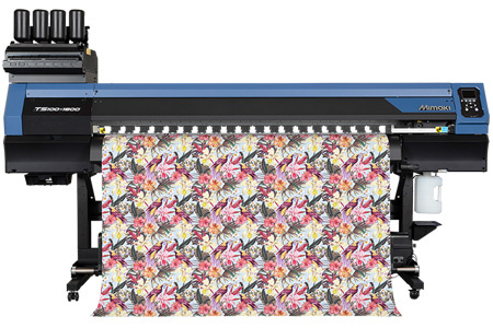 TS100-1600: Entry Model Sublimation Transfer Inkjet Printer for Textile Application