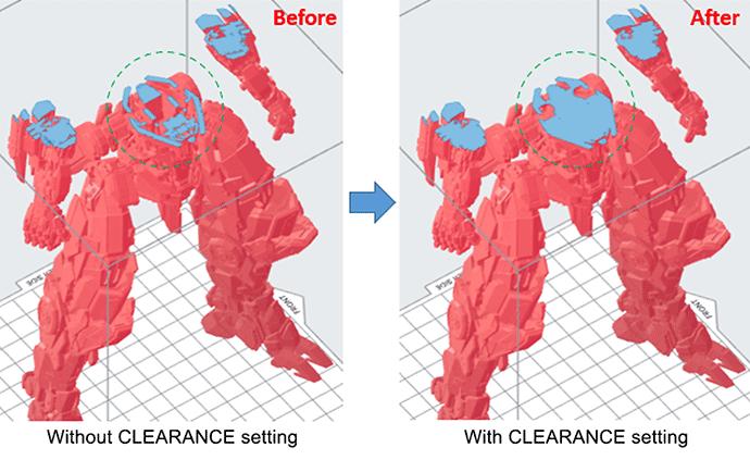CLEARANCE (gap-filling correction): Mimaki 3D Print prep Pro