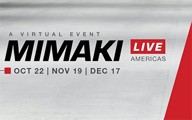 December 17th 2020: Mimaki Live AMERICAS (English)
