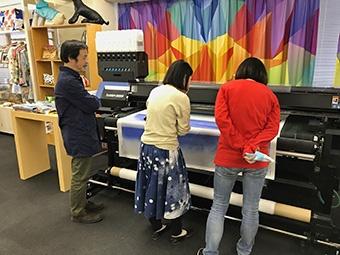 Printing by Tx300P-1800B