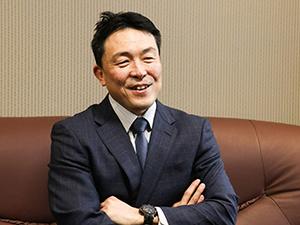 Yoshihiro Hamada, President
